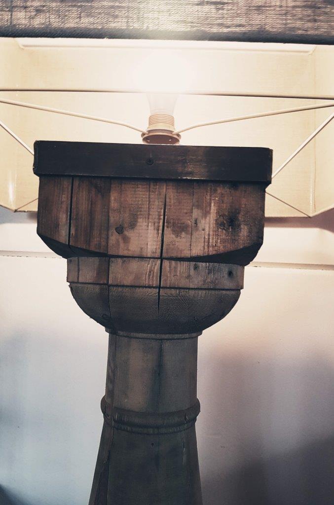 Foto van balusterlamp door Antérieur Authentique