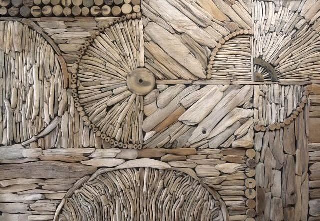 Afbeelding van creatie van drijfhout Antérieur Authentique workshop