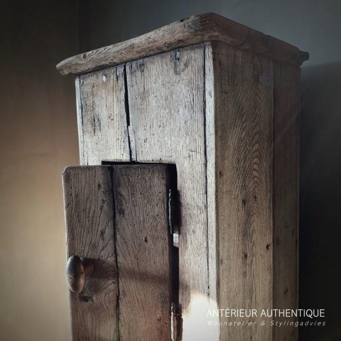 Indexafbeelding kastje oud-eiken voor gebruik in Antérieur Authentique webshop